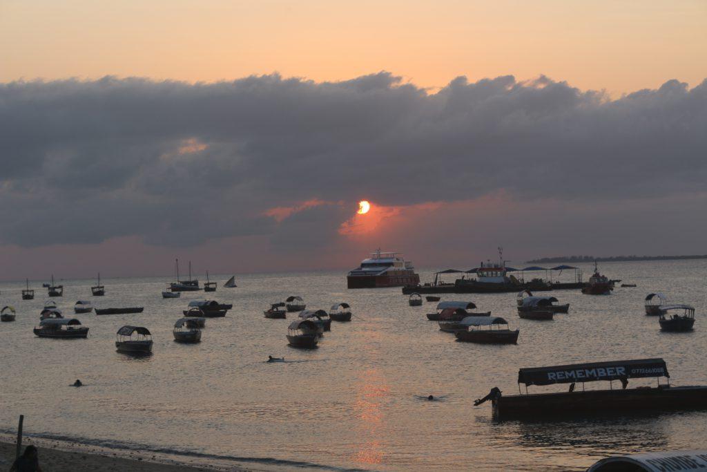 another sunset captured in Zanzibar, Tanzania