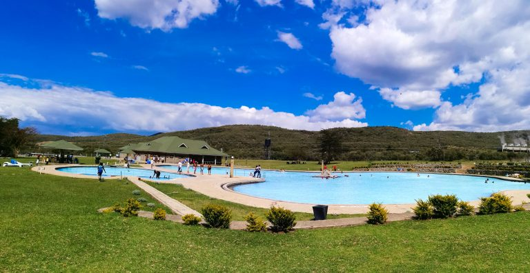Olkaria Geothermal Pool