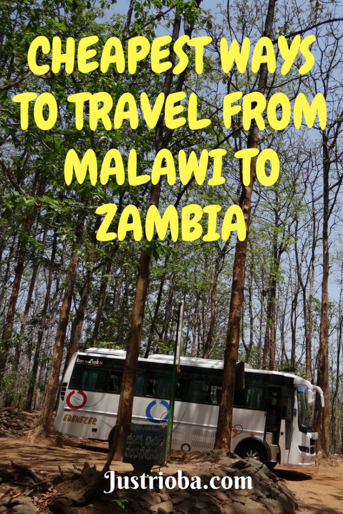 Malawi Zambia Border