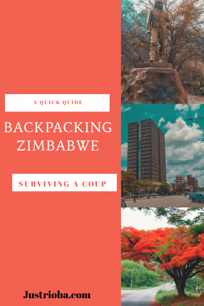 Backpacking Zimbabwe