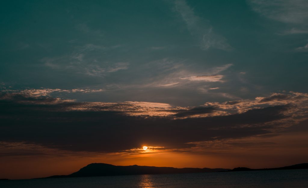 Sunsets from Lake Victoria Safari Village