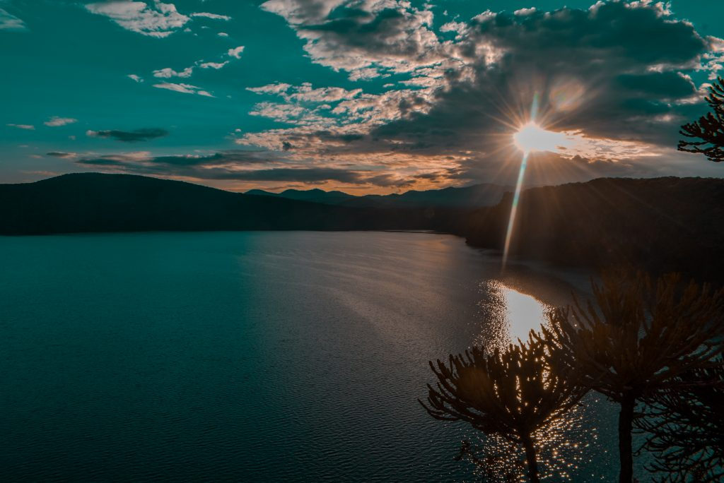 Lake Chala, Taita Taveta County