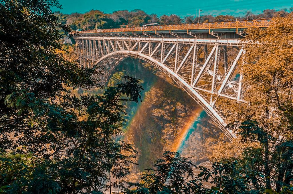 The victoria falls bridge