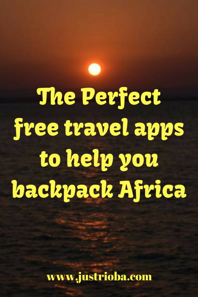 tthe perfect free travel apps