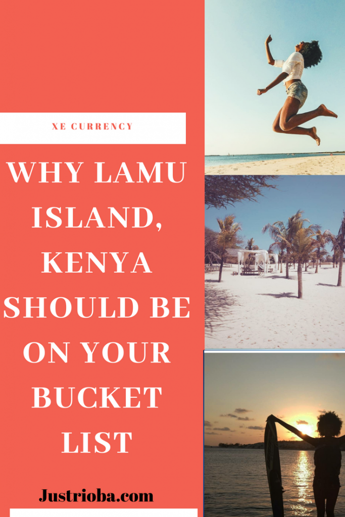 The Ultimate guide to visiting Lamu Island for the first time- For those visiting this Island on the Kenyan coast for the first time and intend to have a great time while at it