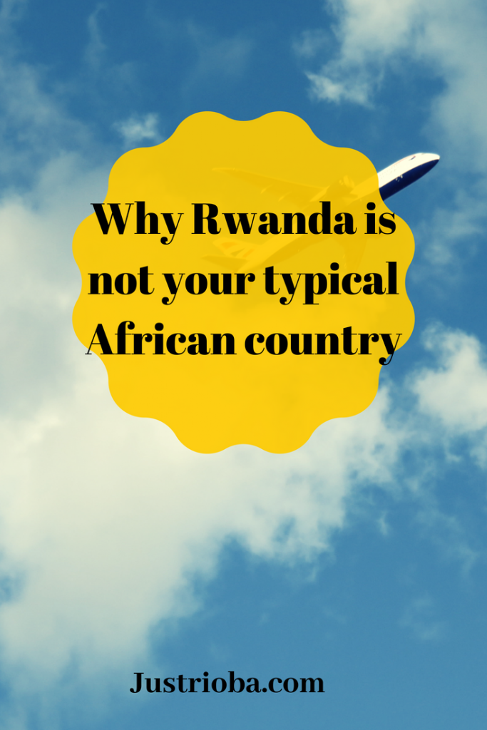 why Rwanda is not your typical African country
