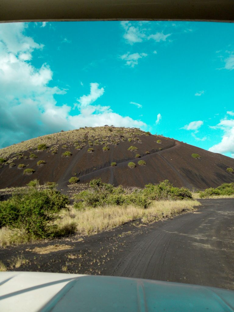 Mzaimu Hill, Tsavo West