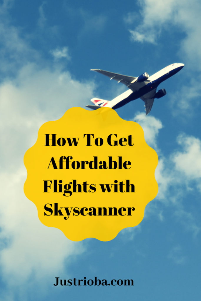 How to get affordable flights with skyscanner
