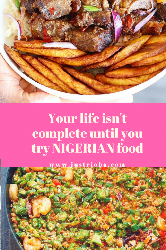 what to eat in lagos, Nigeria
