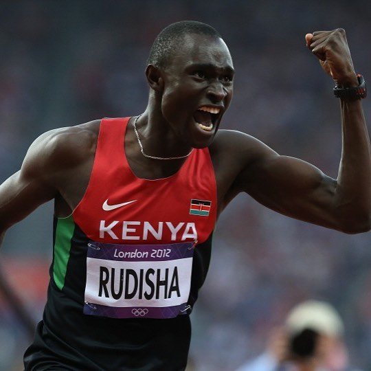 David Rudisha- A world Champion