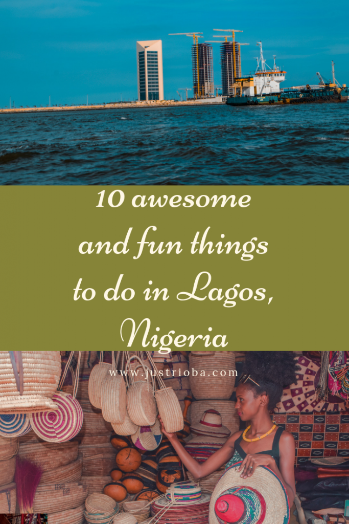 what to do in Lagos, Nigeria