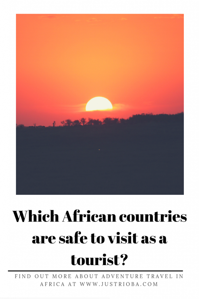 Which African countries are safe to visit