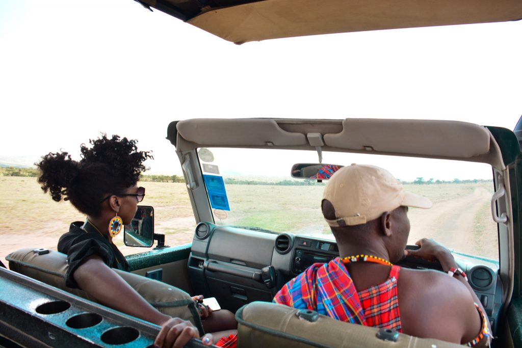 8 Reasons Why You Should Visit Olarro Conservancy | If you want to go on a game drive but the information on where to go is overwhelming then Olarro is the answer to your safari/game drive questions
