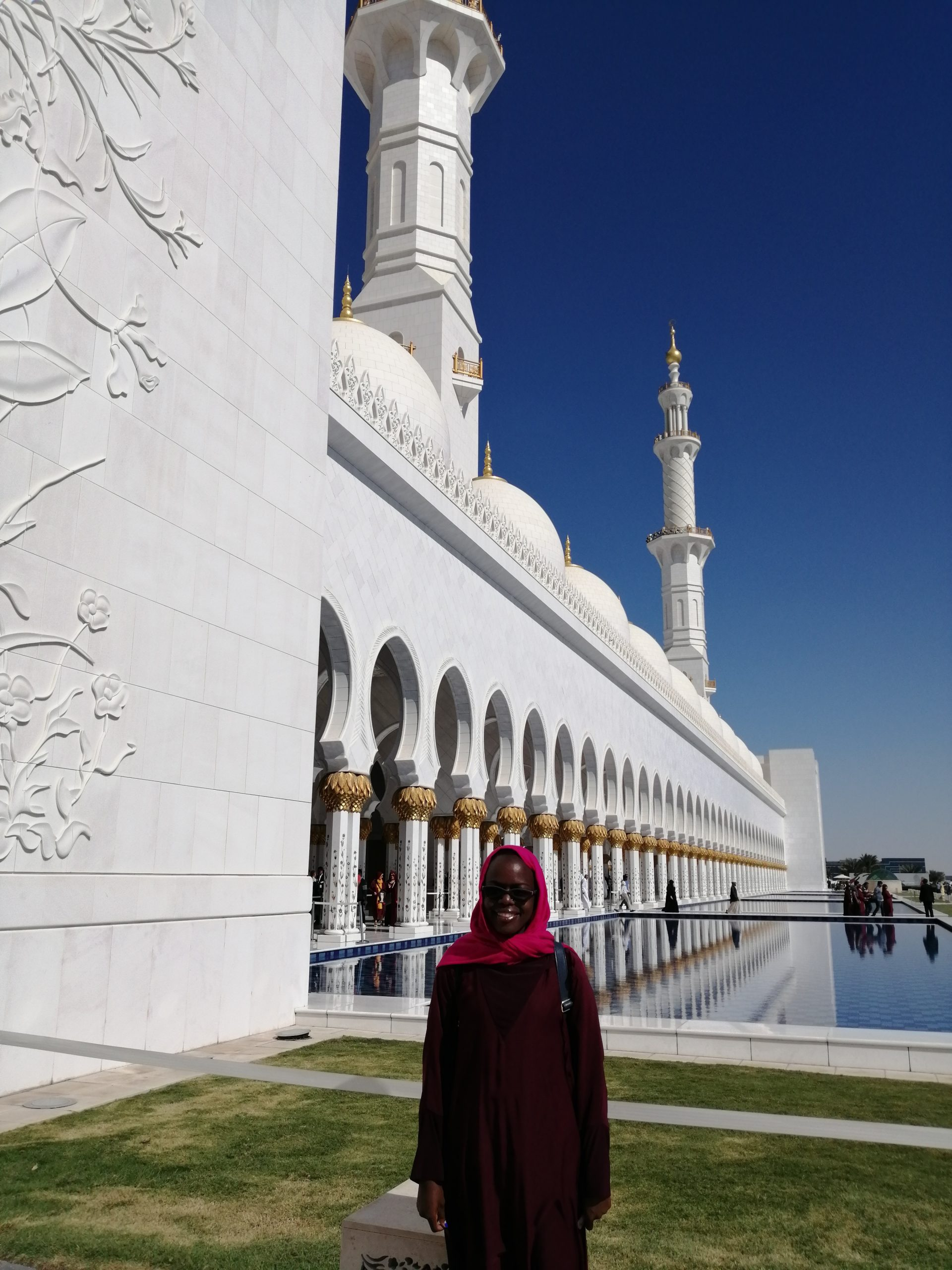 solo female traveler Dubai