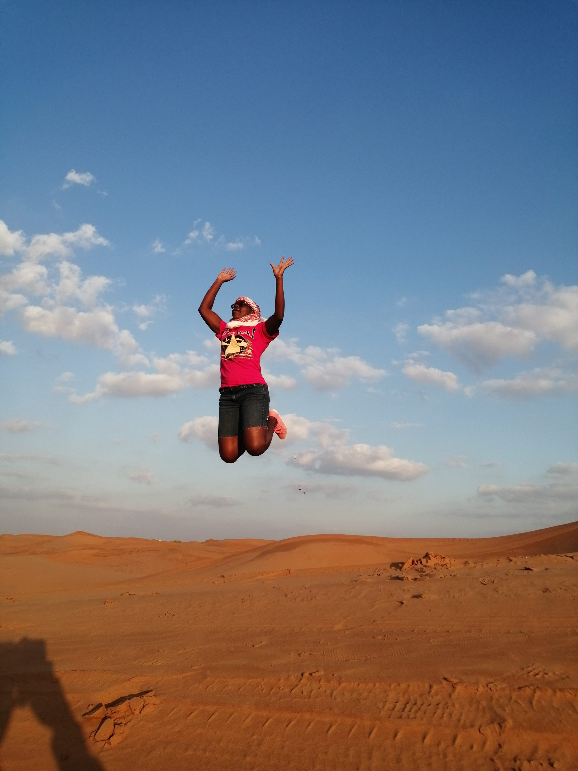 solo female traveler Dubai