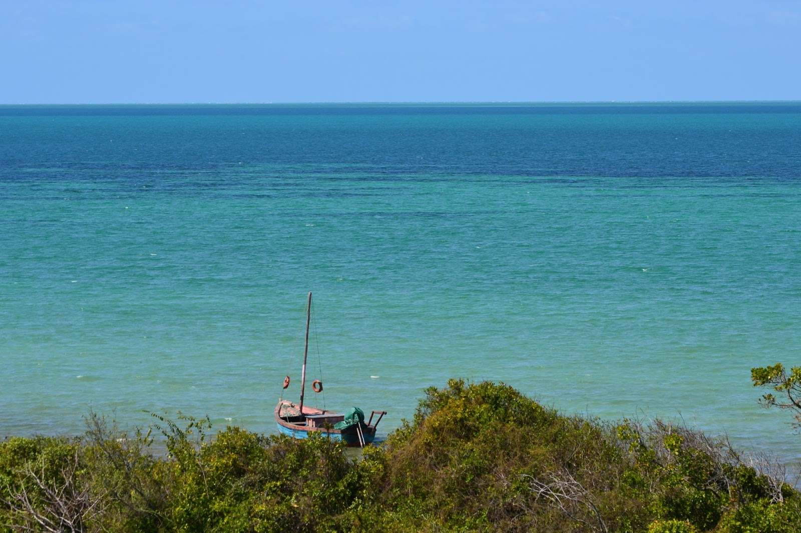 A solo travelers guide to Mozambique- A guide on things to do, what to eat and things to know